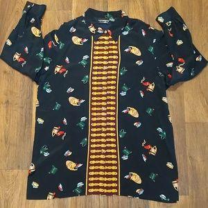 Liz Claiborne Vintage Design Dress Shirt size 16